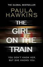 NEW The Girl on the Train By Paula Hawkins Paperback Free Shipping