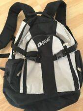 D.A.R.E. Backpack With Zippered Pockets  anti-drug campaign DARE Excellent!
