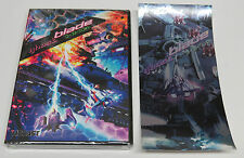 Ghost Blade Original Release + Cool Sticker Sega Dreamcast The Brand NEW Shooter
