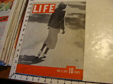vintage LIFE magazine--May 3, 1937 Harlow in Hollywood cover EDWARD HOPPER