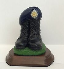 ROYAL CORPS OF TRANSPORT BERET & BOOTS ORNAMENTAL TRIBUTE