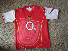 RARE Arsenal #14 HENRY shirt jersey HOME  Small