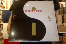"Bon Iver 22 / 10 12"" EP sealed vinyl Over Soon Death Breast Bob Moses"
