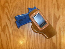 IWB Leather Concealment Holster USA Quality Tan Walther PP/PPK Astra Sig 230 232