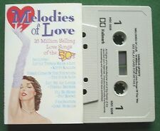 Melodies of Love 50's Kitty Kallen The Four Aces + Cassette Tape - TESTED