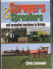 TRACTOR FARMING DVD: SPRAYERS & SPREADERS: Self-propelled machines in Britain