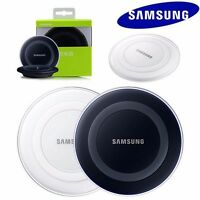 Original Wireless Charging Pad Qi Charger Für Samsung Galaxy S7 S6 Edge Note 5