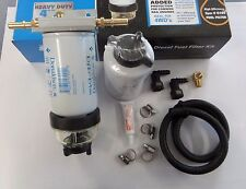 FORD RANGER 3.2L FINAL FILTER WATER SEPERATER KIT. DONALDSON 3 MICRON KIT.