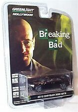 2012 Chrysler 300c SRT8 Breaking Bad 1-64 Scale new in blister ltd edition