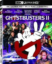 GHOSTBUSTERS 2  (4K ULTRA HD) - Blu Ray -  Region free