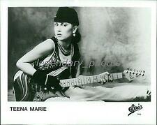Teena Marie   Epic Original Music Press Photo