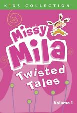 Missy Mila Twisted Tales, Vol. 1 (DVD, Creative Storytelling, Animated, girls)