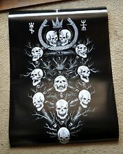 Azerate's Tree of Death Qliphoth Print 1/110 Ixaxaar Temple of Black Light TOTBL