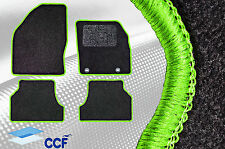 FORD FOCUS ST CAR MATS  05-10(mk2) CUSTOM MADE. HIGH QUALITY LUXURY CARPET