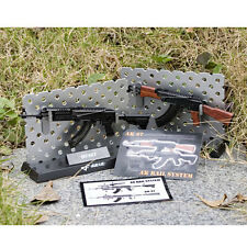 1/6 BattleField Weapon AK47 Assault Rifle Assemble Modern Warfare DRAGON TCTD