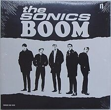 Sonics - Boom LP Wailers Kingsmen Seeds Standells Northwest Tacoma Garage Rock