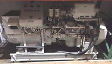 MTU / Mercedes 6R-099 / OM366LA, 100 kW Marine Diesel Generator 60 Hz