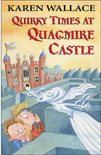 Quirky Times at Quagmire Castle (Black Cats), Wallace, Karen, New Book