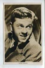 (Lq325-378) Real Photo of Actor Mickey Rooney, c1940, W 107 - Plain Back