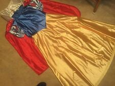 Disney Snow White Halloween Costume/ Pretend Dress-up Play