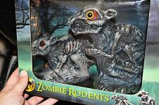disguise zombie rodent rat blowmold plastic halloween yard lawn decoration NEW