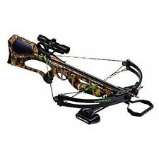BARNETT 78032 Quad 400 Crossbow Package 4x32 Scope, Quiver, & Bolts