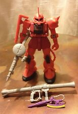 Char's Zaku II  (Original, Mobile Suit Gundam) - MSIA, Action Figure