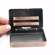 1 x Vantage Antique Cigarette Tobacco Box For 70 mm Cigarette Paper storage case