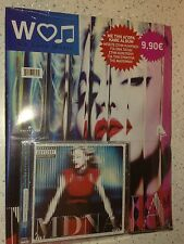 UNOPENED:LIMITED GREEK PRESS CD+MAGAZINE(MAG/BOOK):Madonna-MDNA Greece