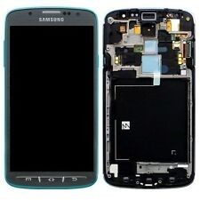 BLUE Genuine AT&T GALAXY S4 ACTIVE I537 i9295 LCD DIGITIZER TOUCHSCREEN ASSEMBLY