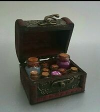 Harry Potter Inspired Potion Box Filled with 8 Potion Bottles