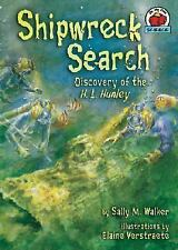 Shipwreck Search: Discovery of the H. L. Hunley (On My Own Science)-ExLibrary