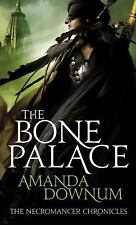 The Bone Palace - The Necromancer Chronicles #2 by Amanda Downum PB new