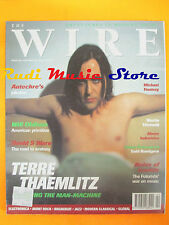 rivista WIRE 180/1999 Terre Thaemlitz Will Oldham David S Ware Autechre No cd