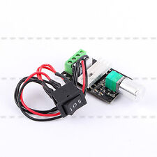 Hot Reversible 3A Pulse Width PWM DC Motor Speed Regulator Controller Switch New