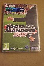 Football Manager 2017 PC DVD  NOWA POLSKA WERSJA - POLISH & ENGLISH STEAM