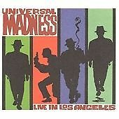 UNIVERSAL MADNESS - 1998 USA LIVE ALBUM - SKA TWO 2 TONE SUGGS STIFF CD