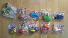 Complete Full set McDonalds Happy Meal Madagascar 3 - Great for Cake Topper