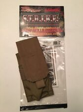 NEW Blackhawk S.T.R.I.K.E. 5.56 Single Magazine Pouch - Coyote Tan Gen4 Molle