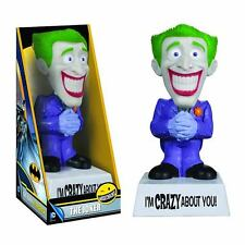 Funko Batman Wisecracks Joker I'm Crazy About You Figure - New