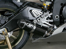 M4 Exhaust Yamaha R6 2006 - 2015 FULL SYSTEM Stainless with CARBON muffler