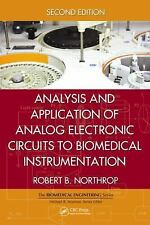 Analysis and Application of Analog Electronic Circuits to Biomedical Instrumenta