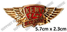HELLS ANGELS KENT CUSTOM BIKE SHOW 1993 Pin Badge HIGHLY COLLECTABLE RARE KCBS