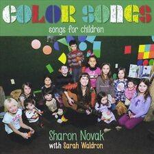 Color Songs: Songs for Children feat. Sarah Waldron