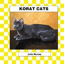 Korat (Checkerboard Animal Library: Cats)