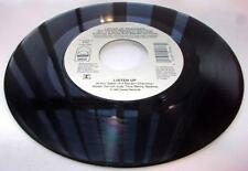 Ice-T Ray Charles The Winans El Debarge Listen Up 1990 R&B 45rpm New Unplayed NM