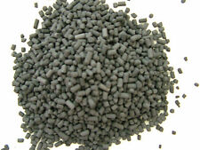 50 GRAMS ACTIVATED CARBON PELLETS (4-5mm) DISCUS MALAWI TROPICAL FISH KOI