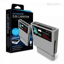 RetroN5 3 in 1 Adapter for Game Gear, Master System  and Master System Card