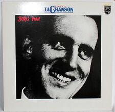 """12"""" Vinyl BORIS VIAN - Edition La Chanson"""