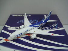 "JC Wings 500 ANA All Nippon Airways NH B787-800 ""2010s Delivery color"" 1:500"